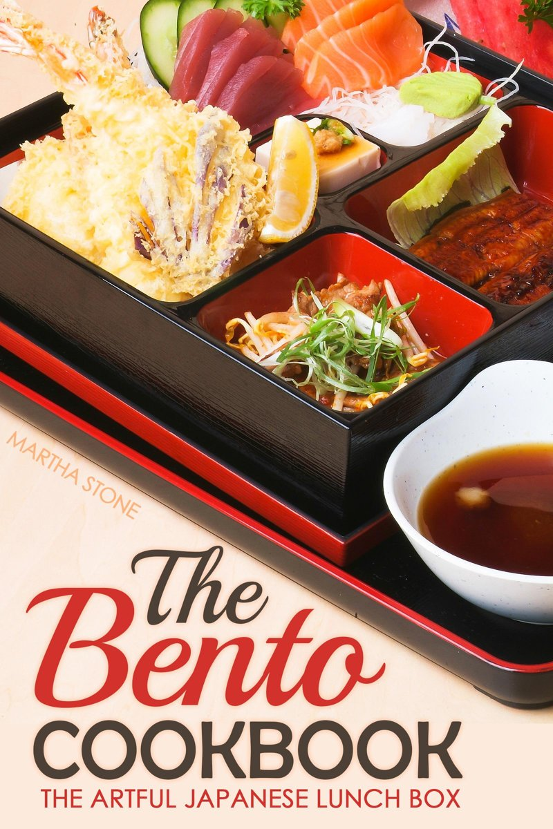 The Bento Cookbook: The Artful Japanese Lunch Box