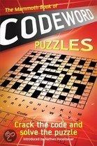 The Mammoth Book Of Codeword Puzzles