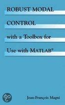 Robust Modal Control with a Toolbox for Use with Matlab