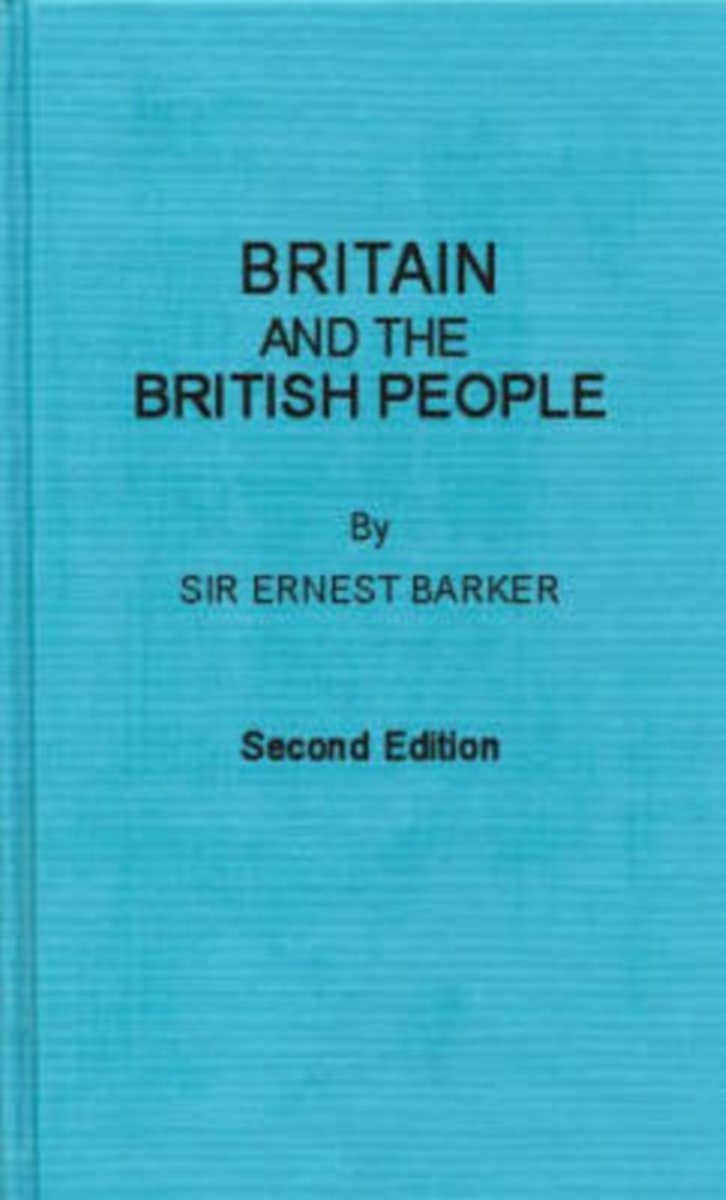 Britain and the British People
