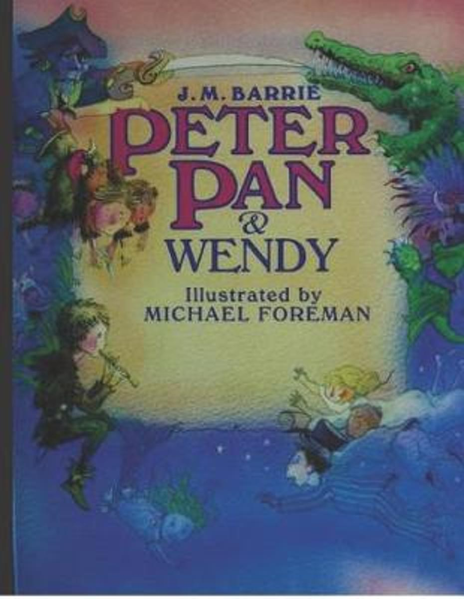 Peter Pan (Peter and Wendy) (Annotated)
