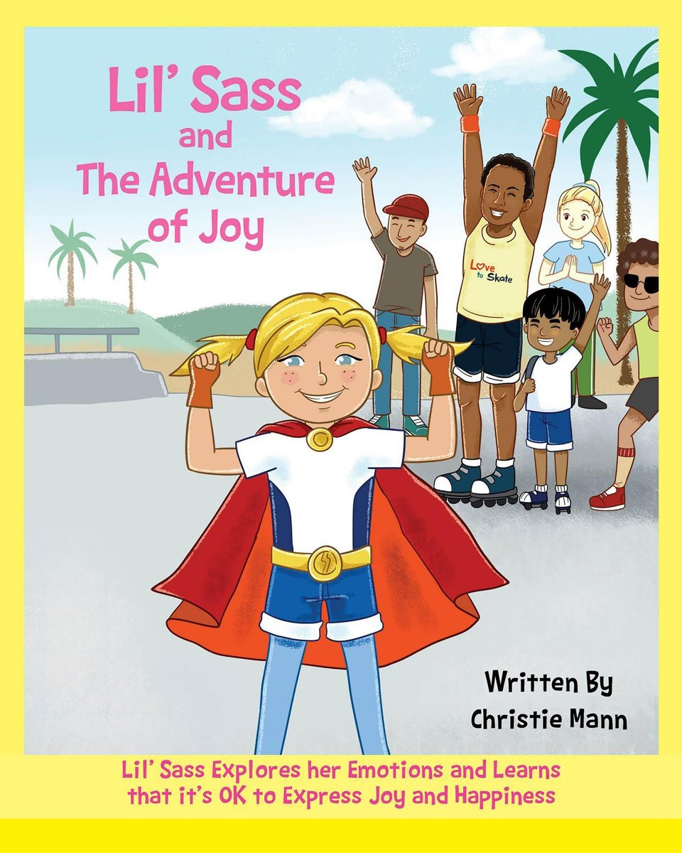 Lil' Sass and The Adventure of Joy