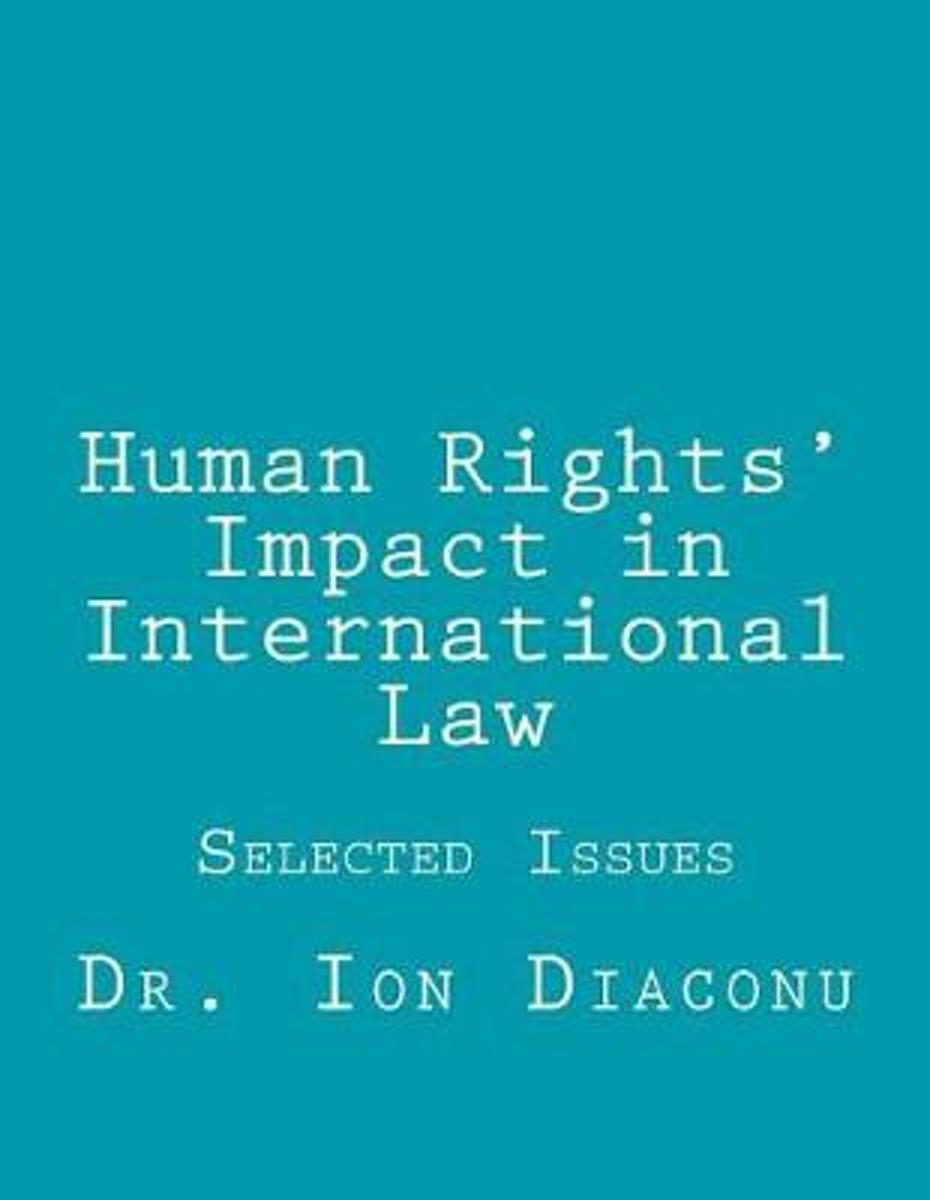 Human Rights' Impact in International Law