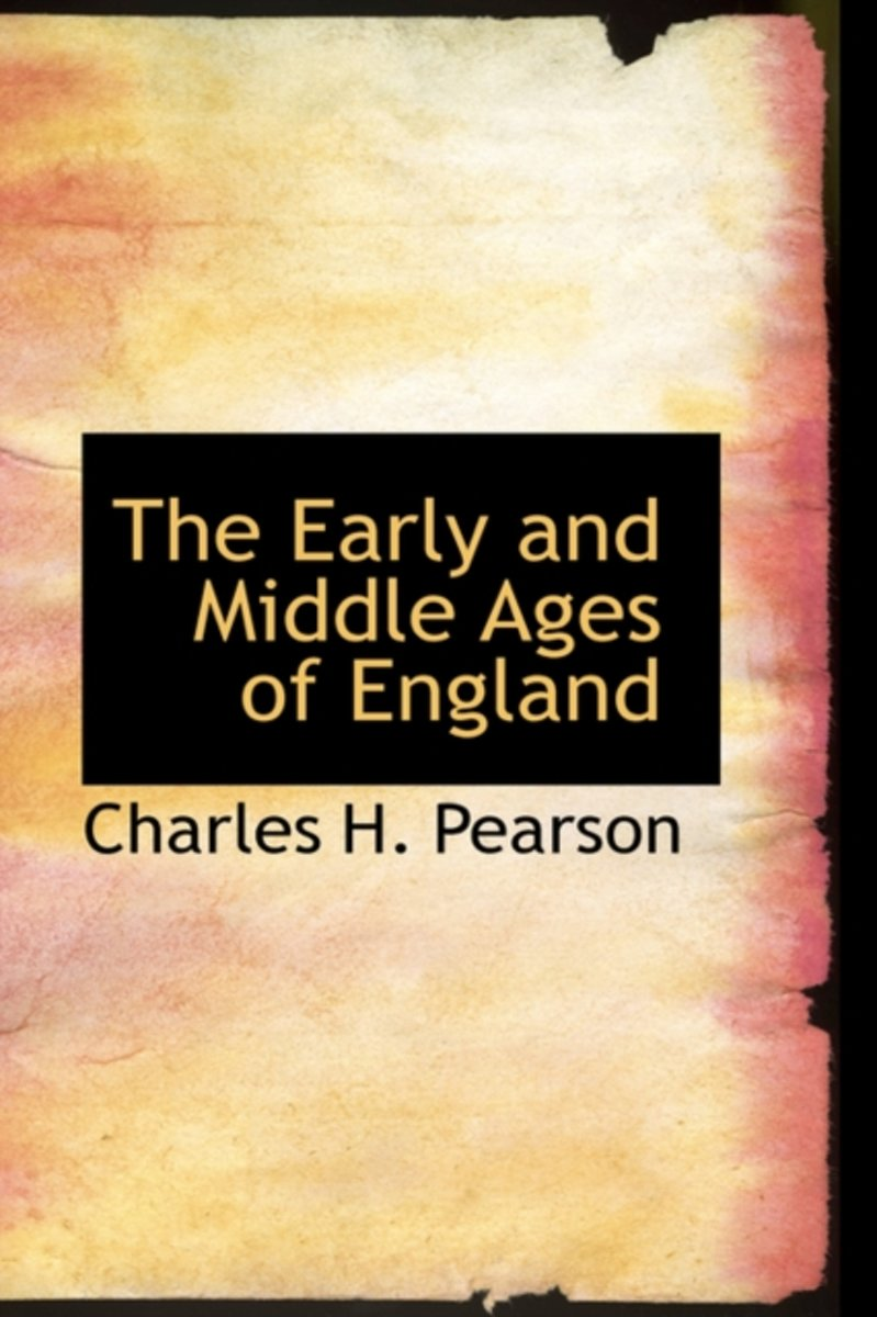 The Early and Middle Ages of England