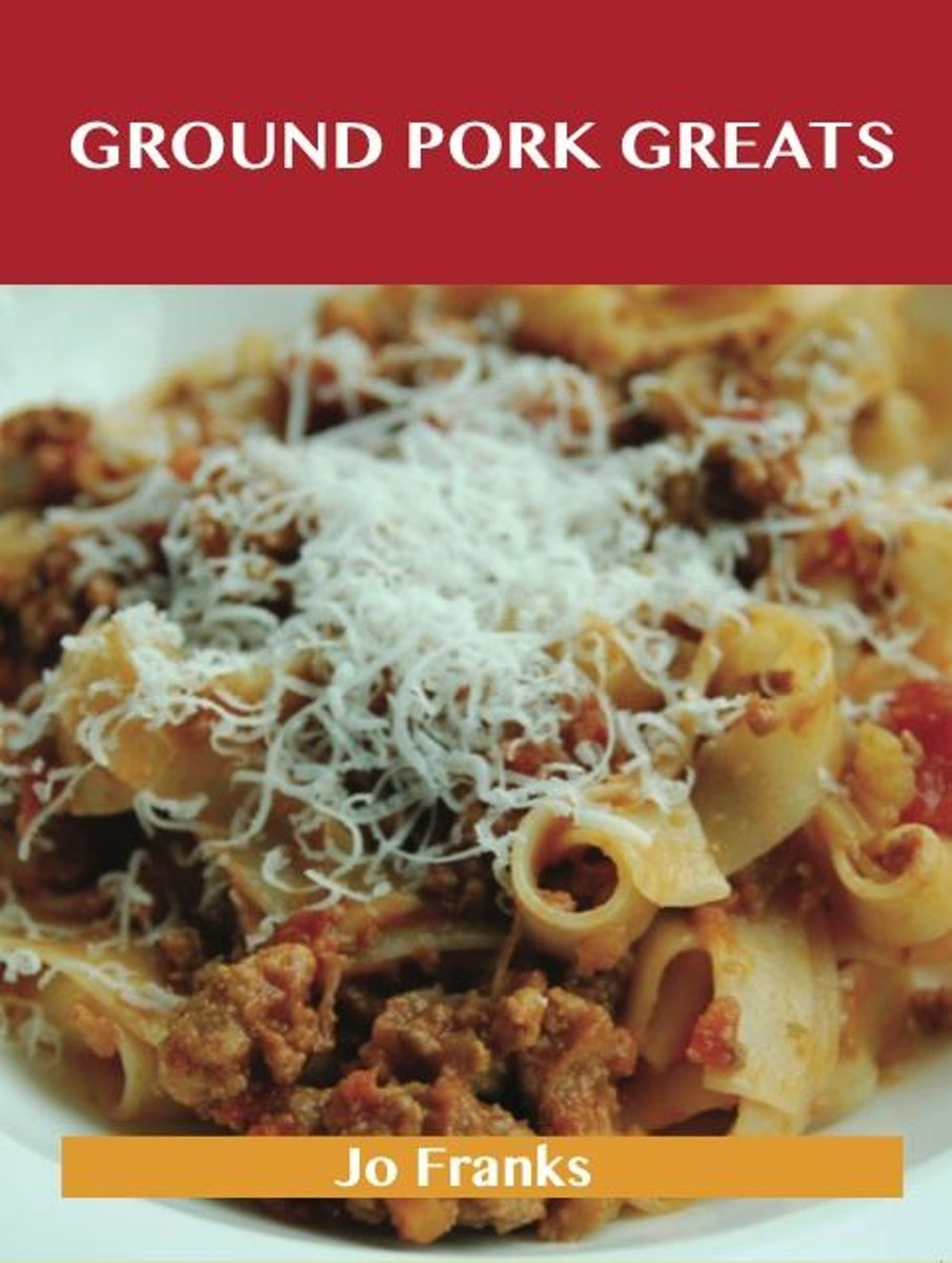 Ground Pork Greats