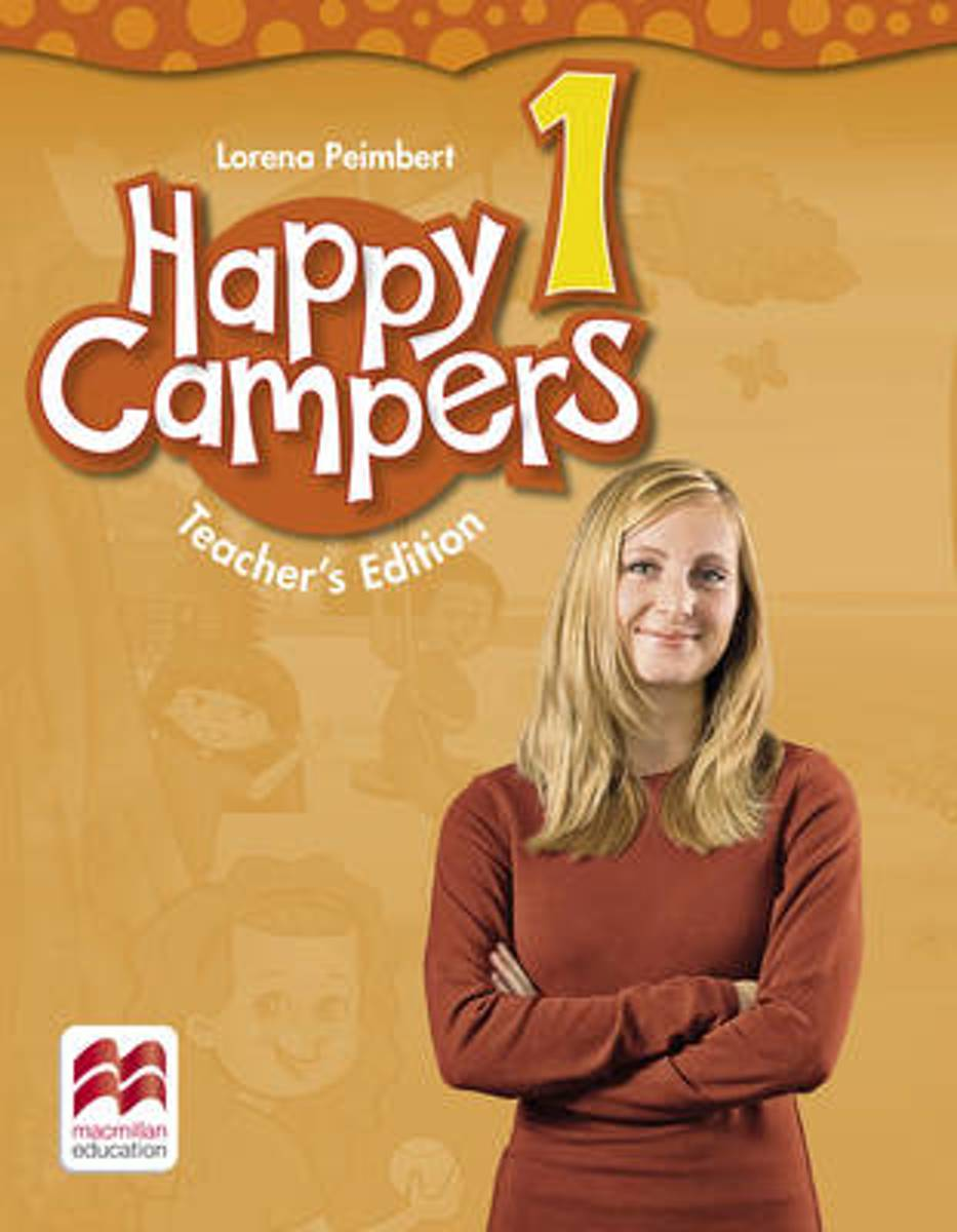 Happy Campers Level 1 Teacher's Edition Pack