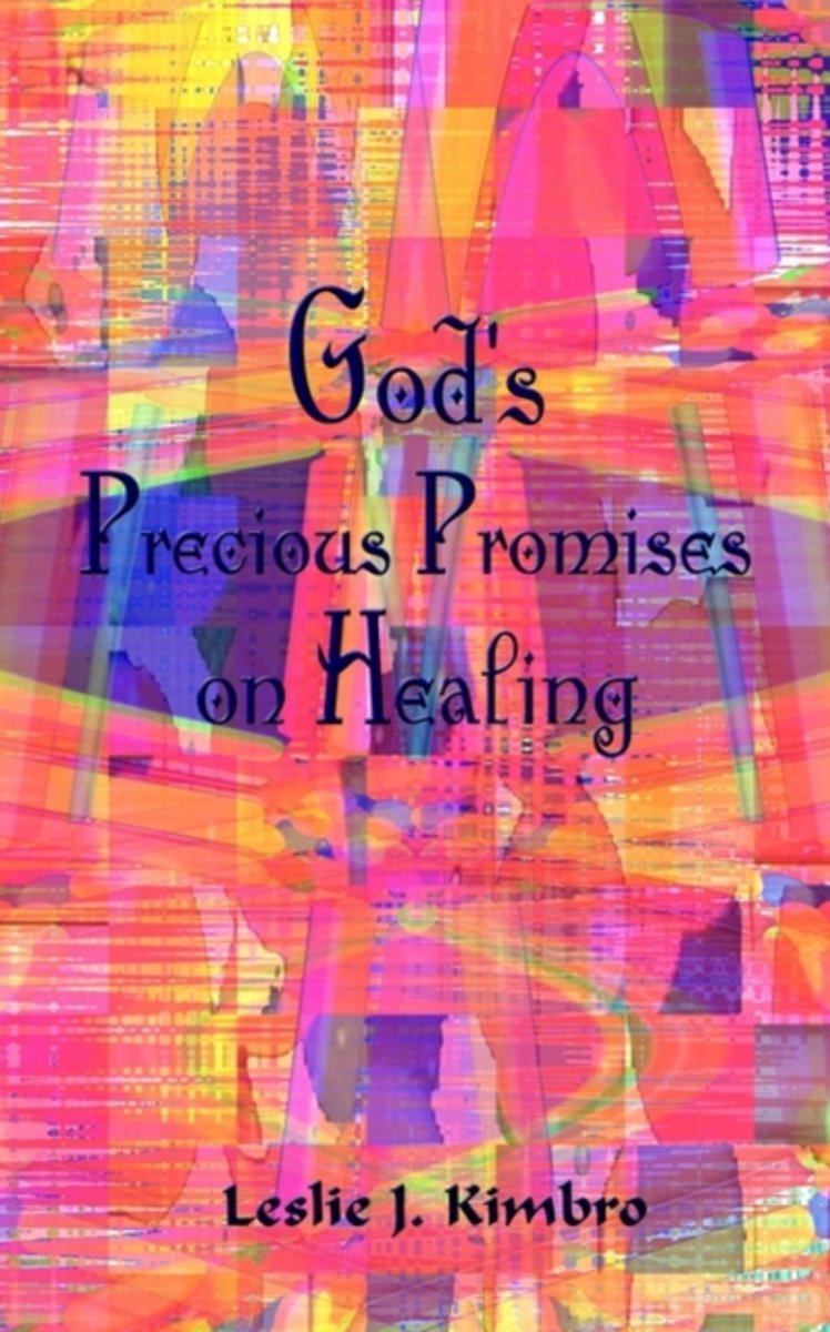God's Precious Promises on Healing