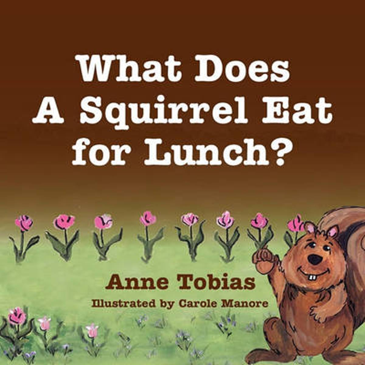 What Does a Squirrel Eat for Lunch?