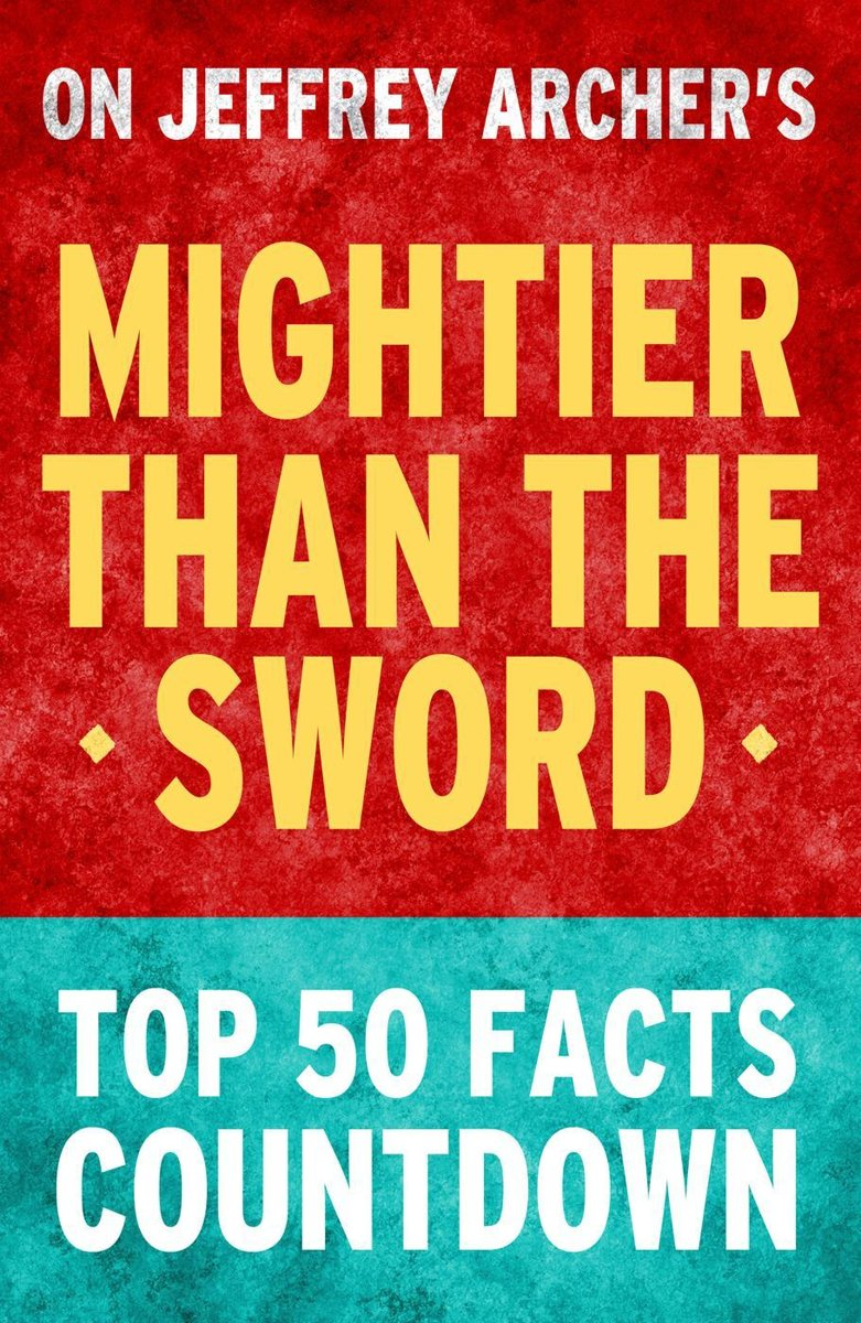 Mightier Than the Sword: Top 50 Facts Countdown