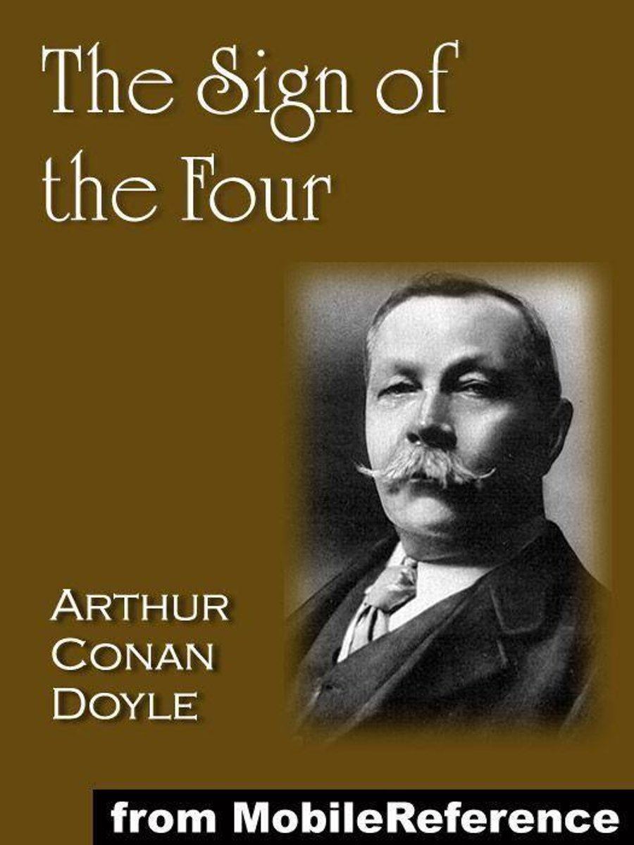 The Sign Of The Four (Mobi Classics)