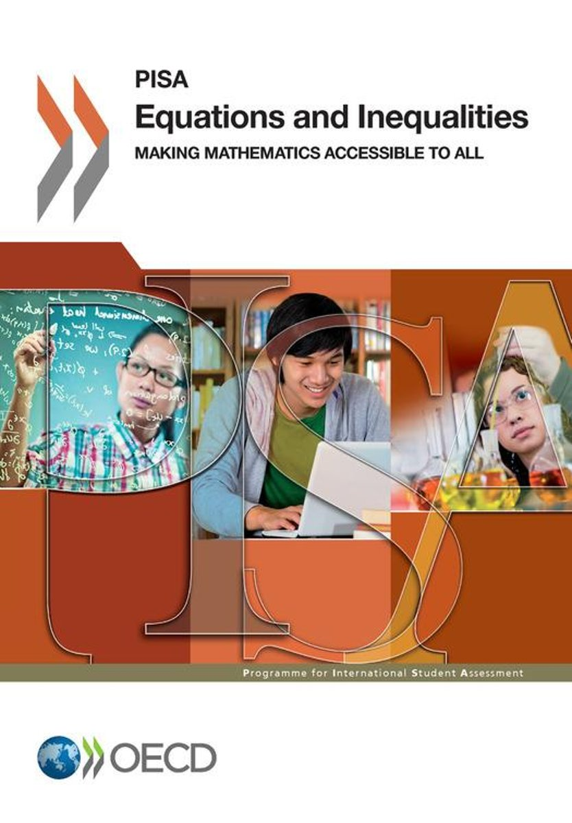 Equations and Inequalities: Making Mathematics Accessible to All