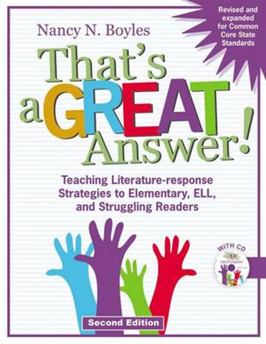 That's a Great Answer! Second Edition