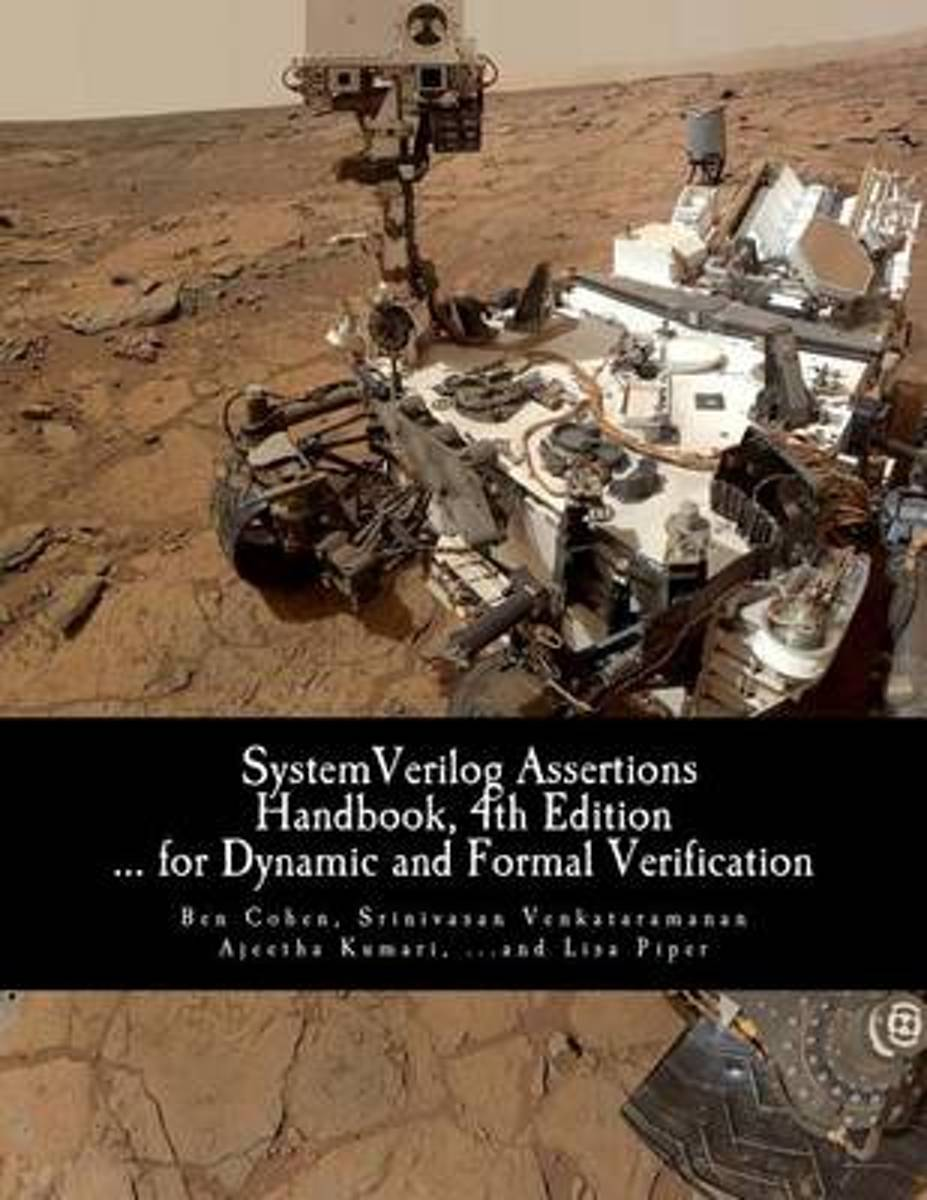 Systemverilog Assertions Handbook, 4th Edition