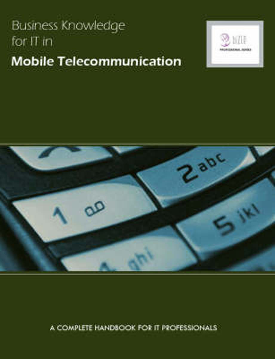 Business Knowledge for IT in Mobile Telecoms