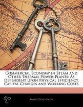 Commercial Economy In Steam And Other Thermal Power-Plants
