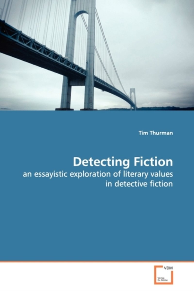 Detecting Fiction