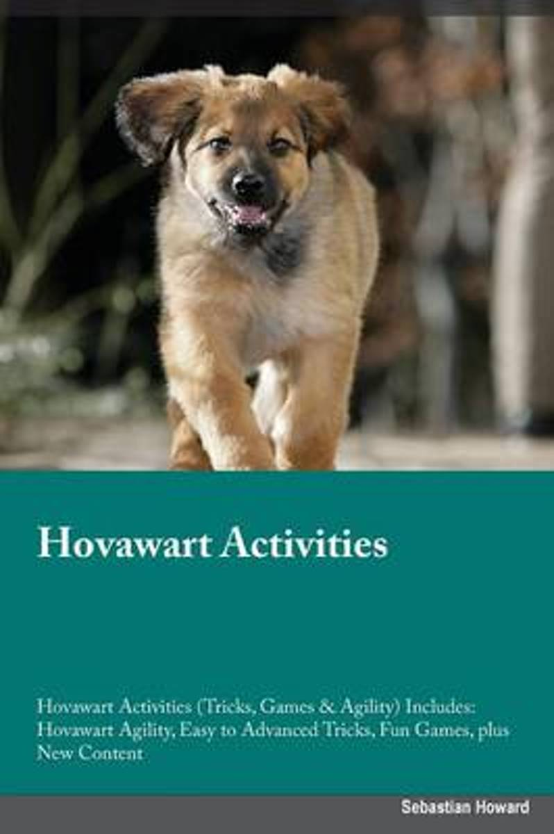 Hovawart Activities Hovawart Activities (Tricks, Games & Agility) Includes