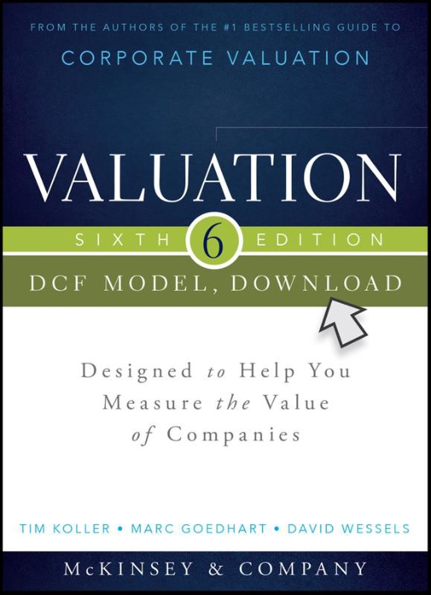 Valuation DCF Model, Flatpack