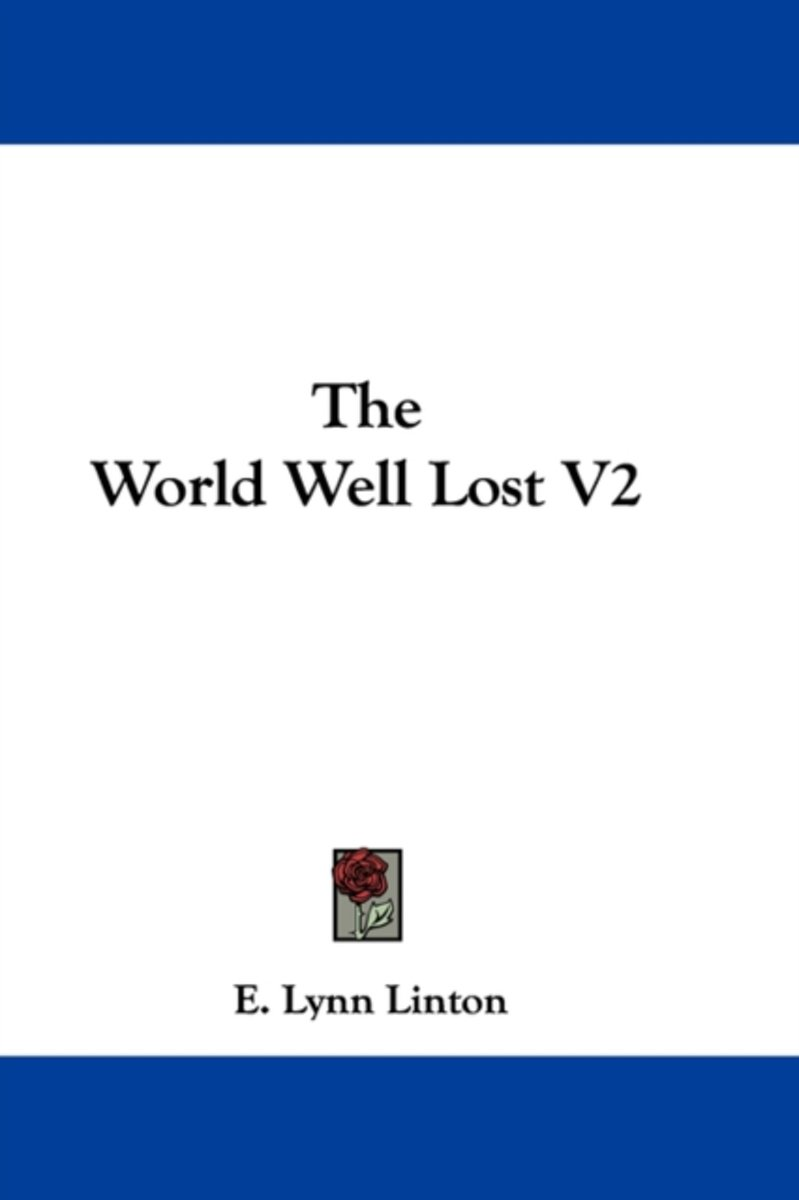 The World Well Lost V2