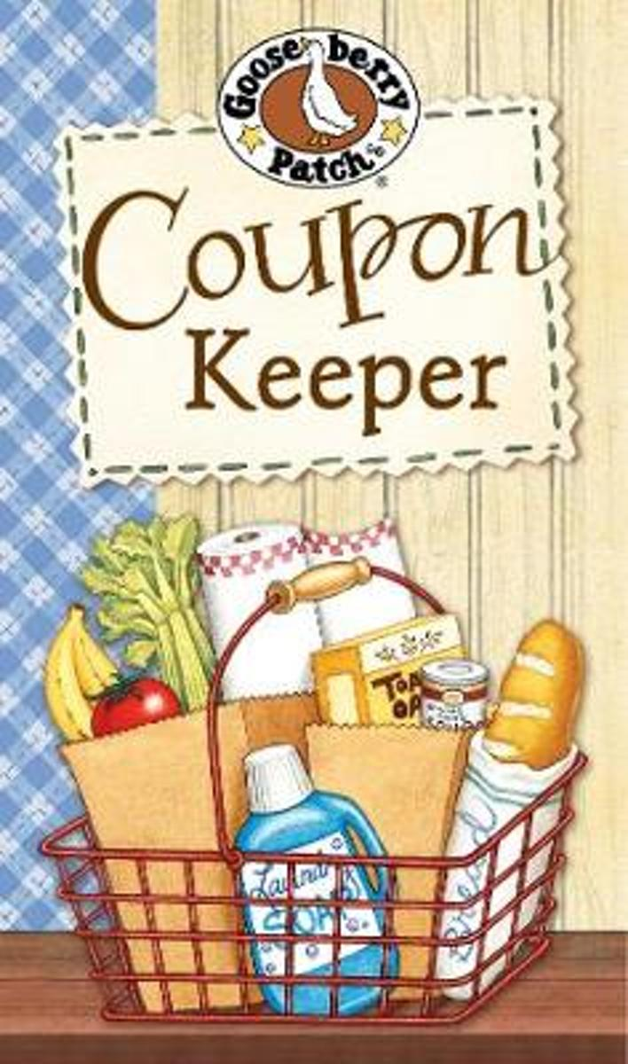 Farmhouse Coupon Keeper