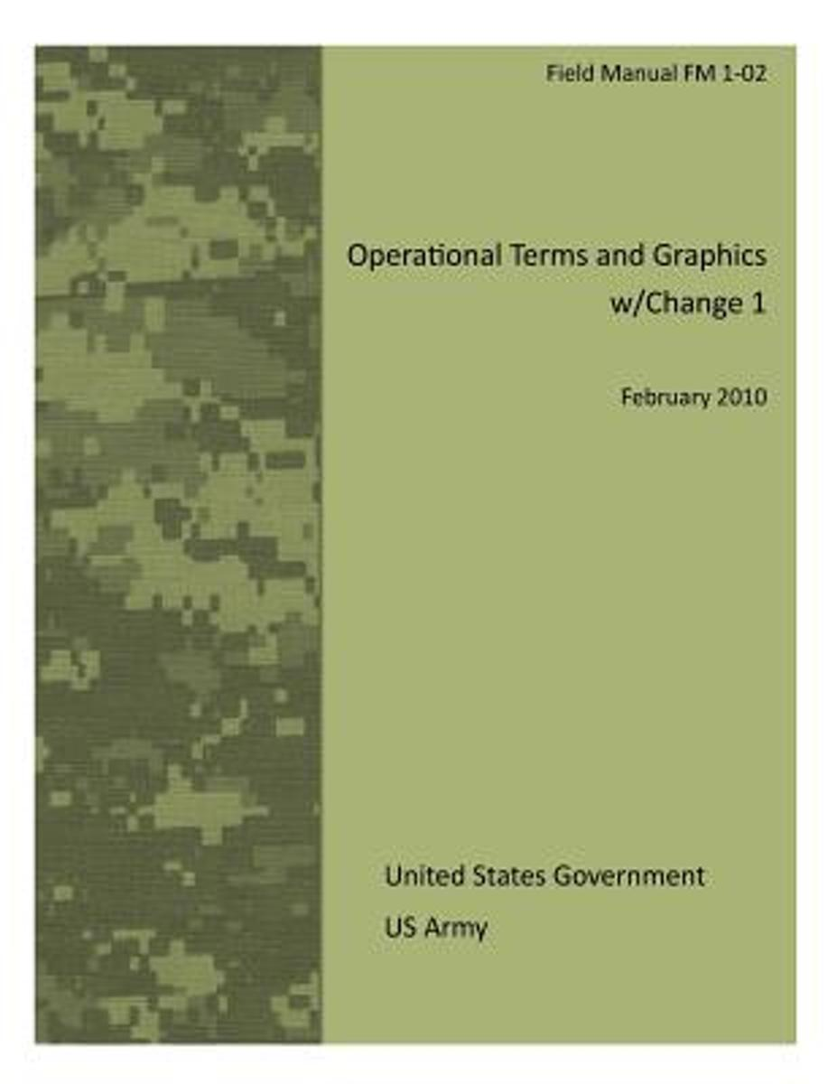 Field Manual FM 1-02 Operational Terms and Graphics W/Change 1 February 2010