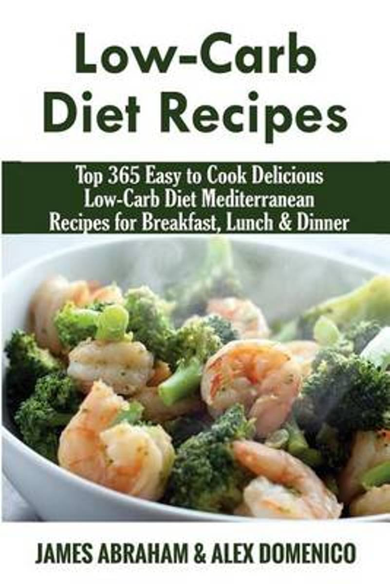 Low-Carb Diet Recipes