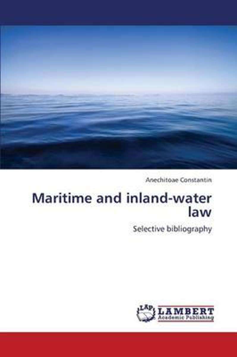 Maritime and Inland-Water Law