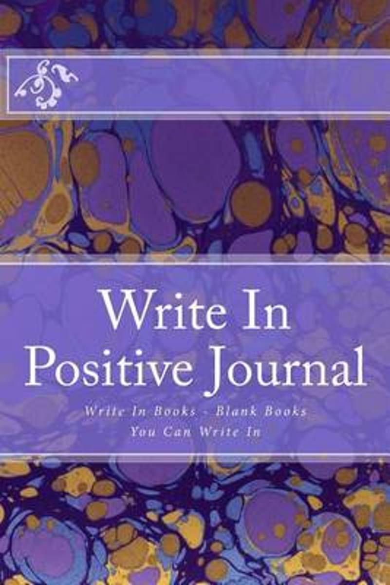 Write in Positive Journal