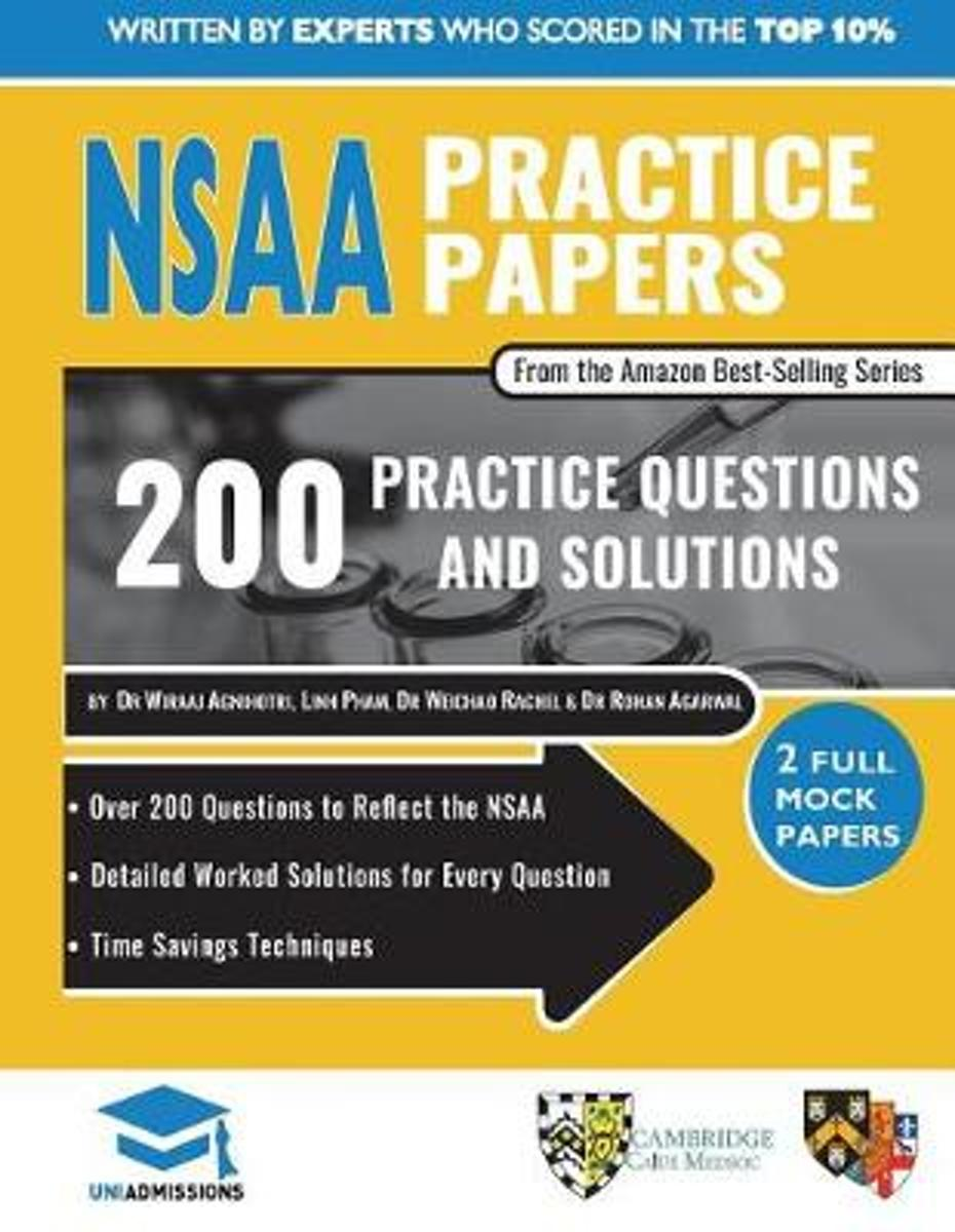 Nsaa Practice Papers