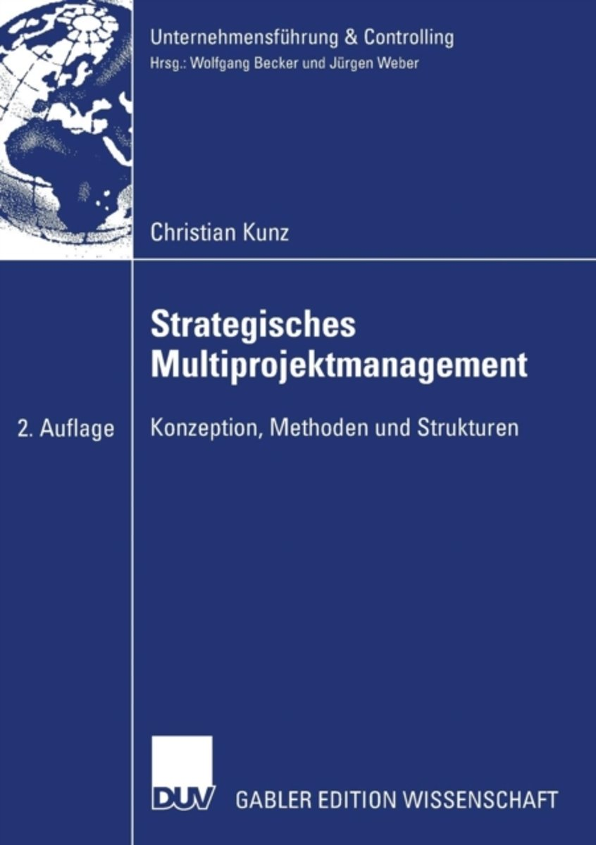 Strategisches Multiprojektmanagement