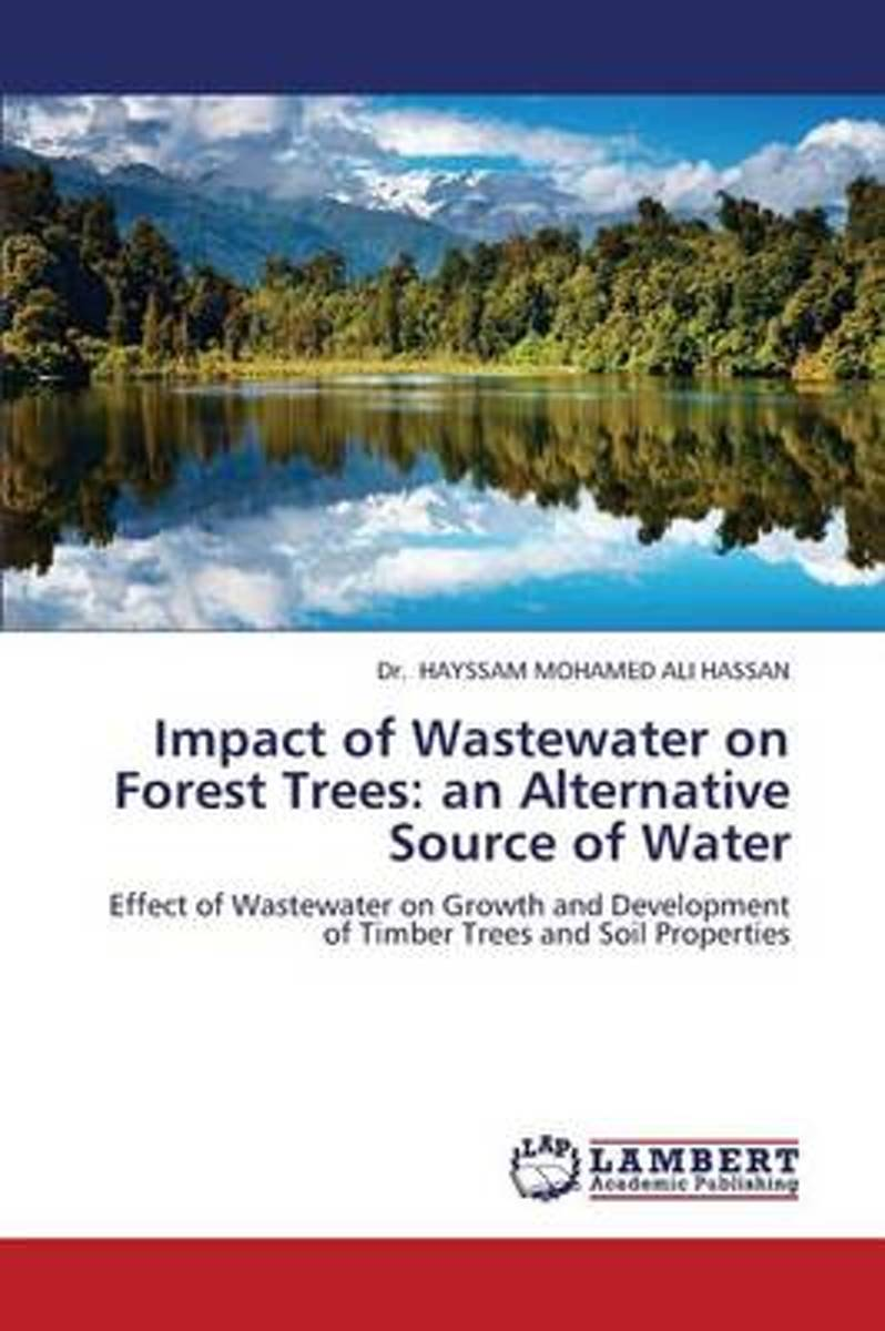Impact of Wastewater on Forest Trees