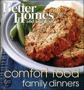 Better Homes and Gardens Comfort Food Family Dinners