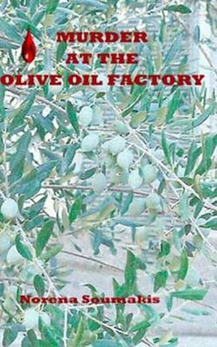 Murder at the Olive Oil Factory