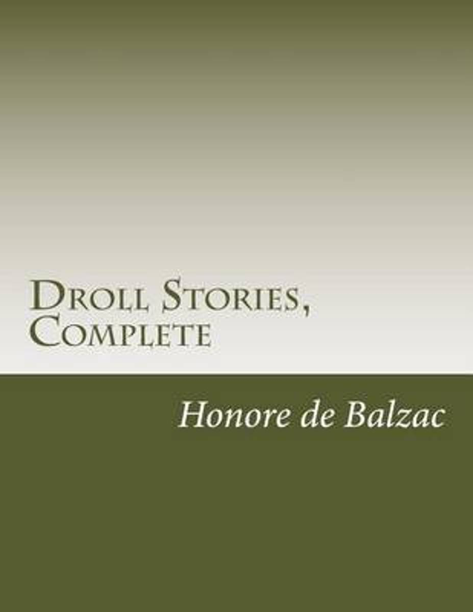 Droll Stories, Complete