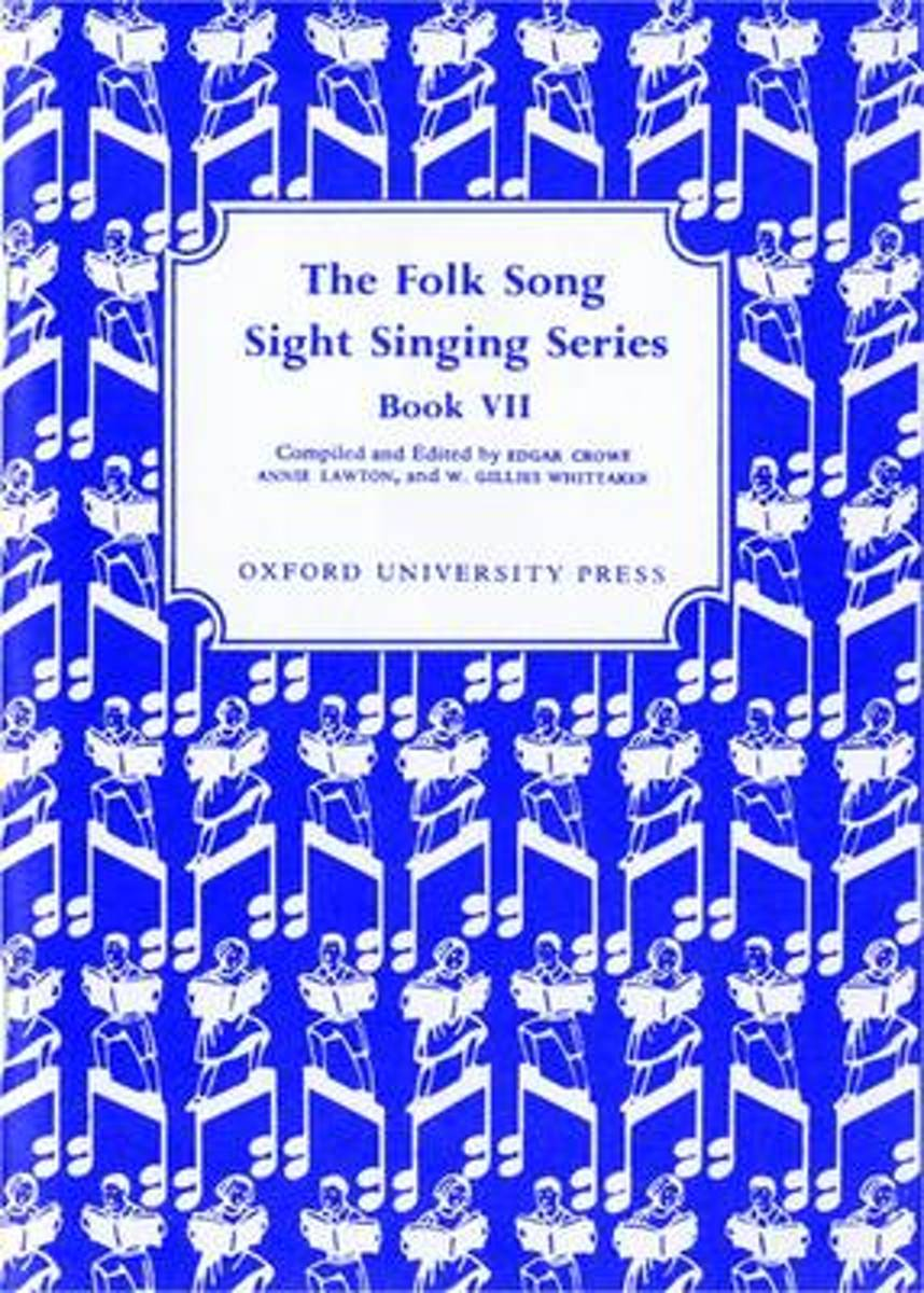 Folk Song Sight Singing Book 7