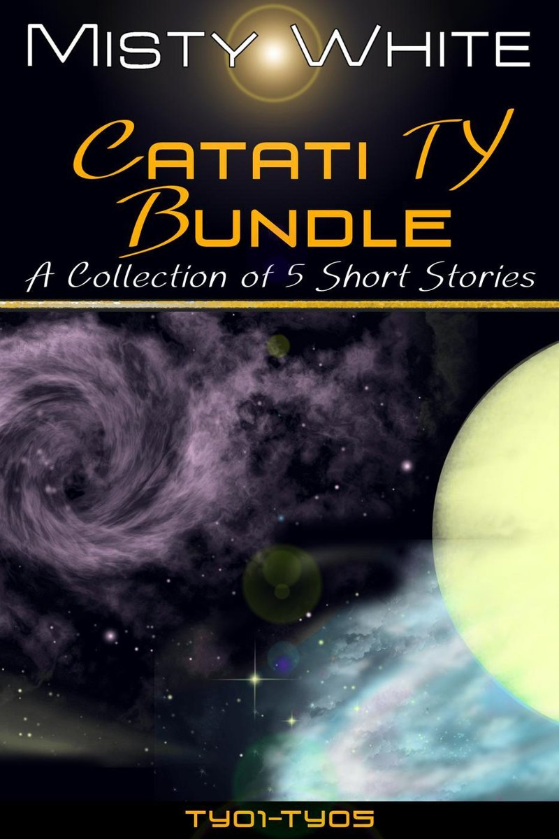 Catati TY Bundle: a collection of 5 short stories