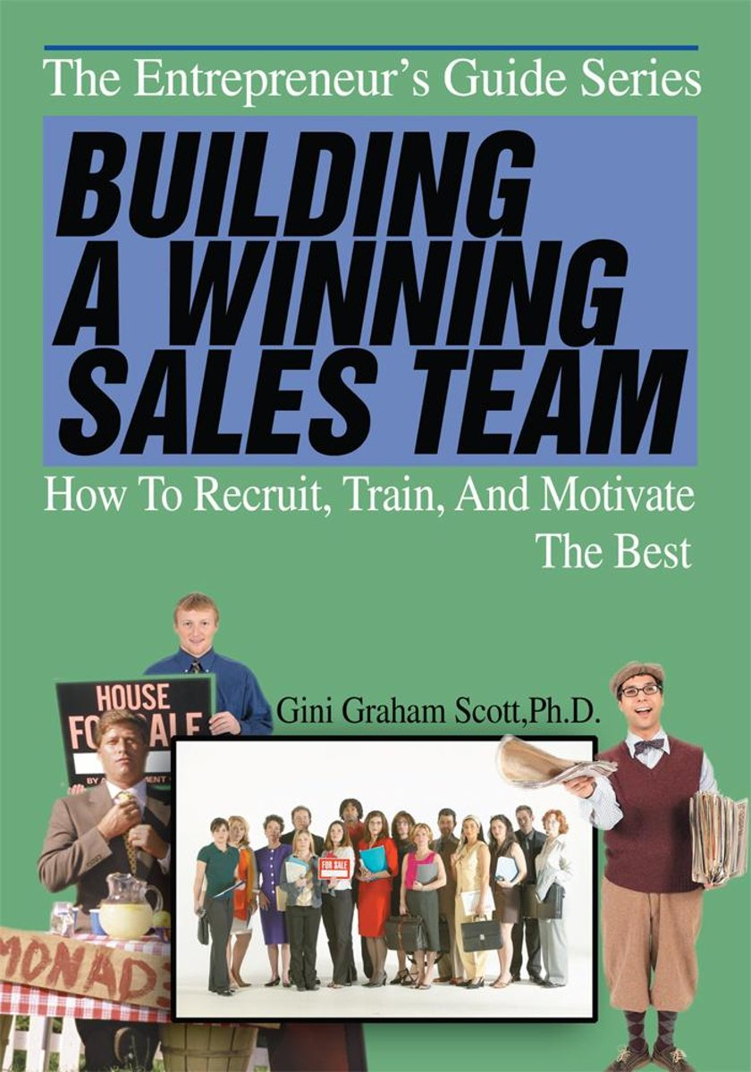 Building a Winning Sales Team