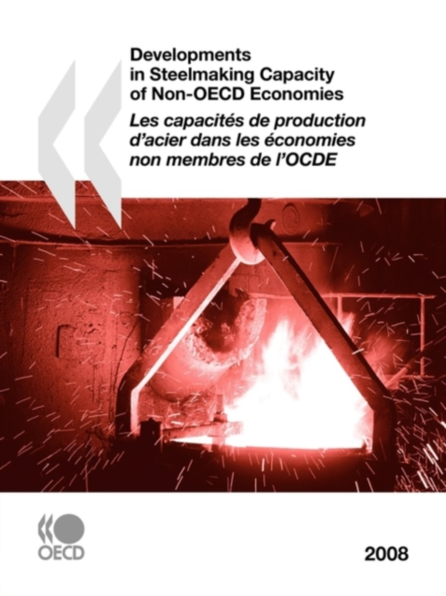 Developments in Steelmaking Capacity of Non-OECD Economies 2008