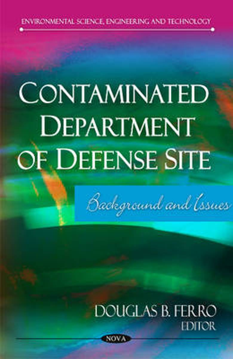 Contaminated Department of Defense Site