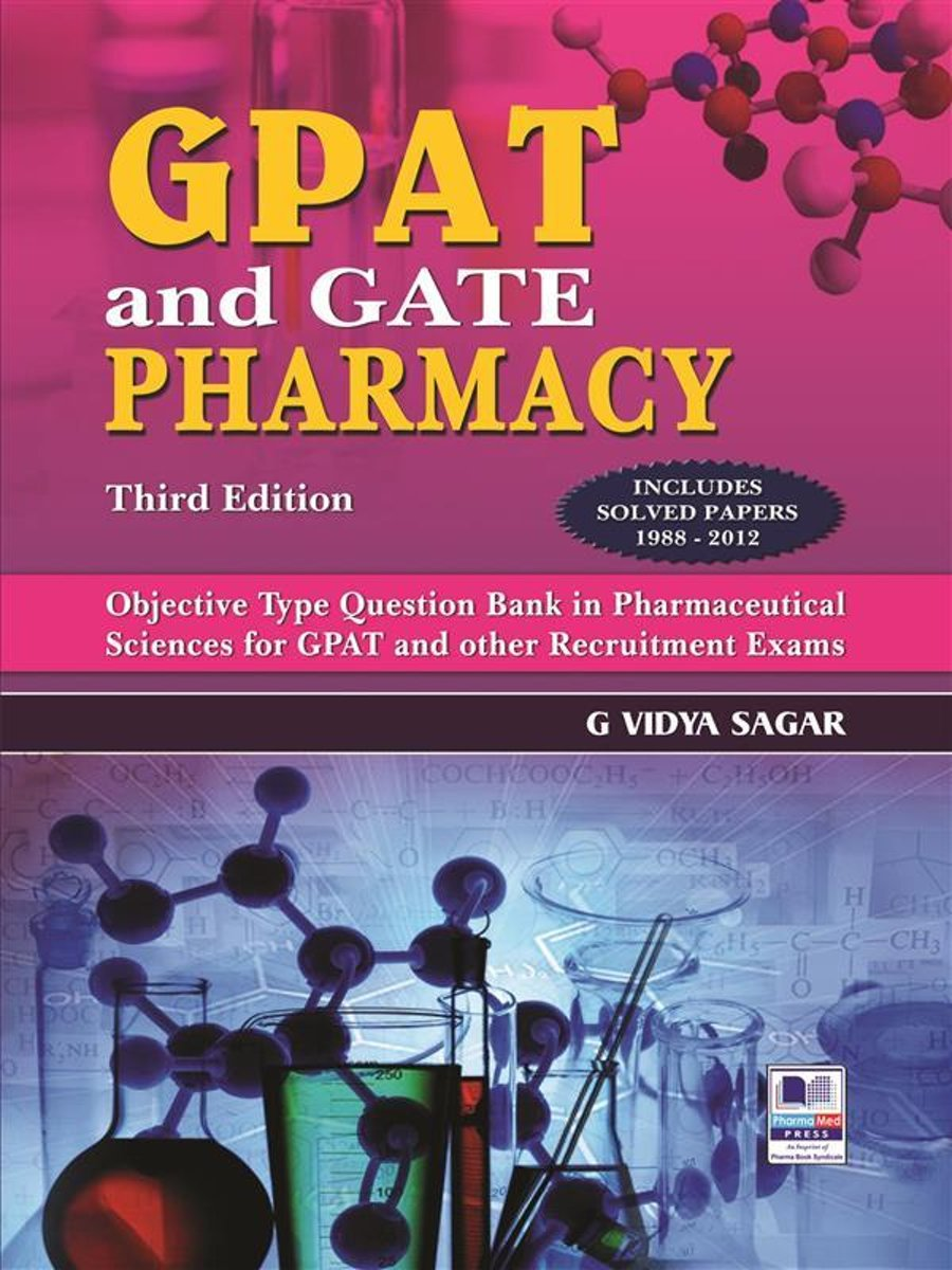 GPAT and Gate Pharmacy 3rd Edition