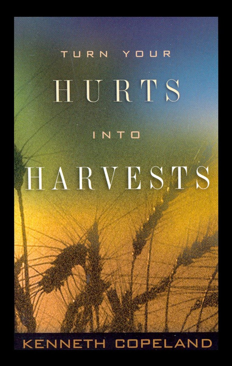 Turn Your Hurts Into Harvests