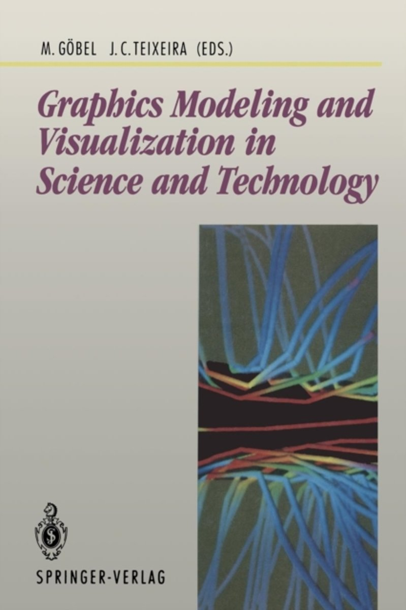 Graphics Modeling and Visualization in Science and Technology