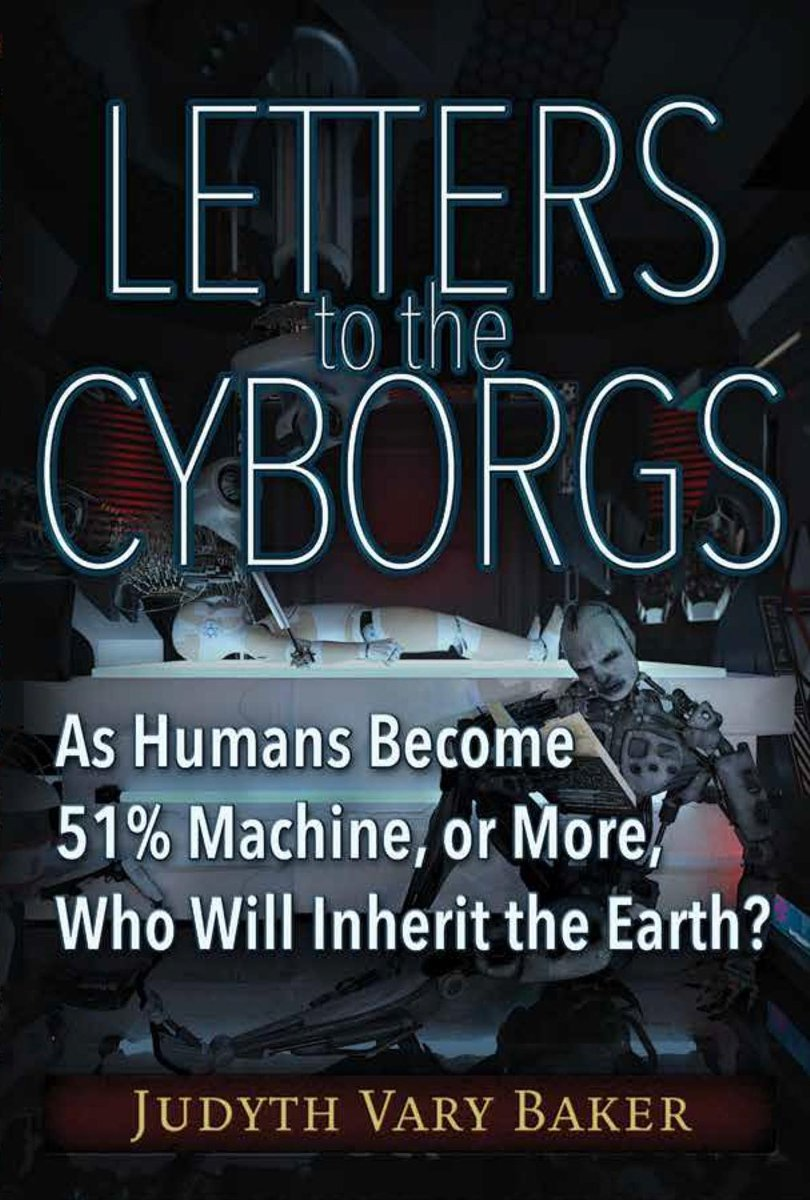 Letters to the Cyborgs