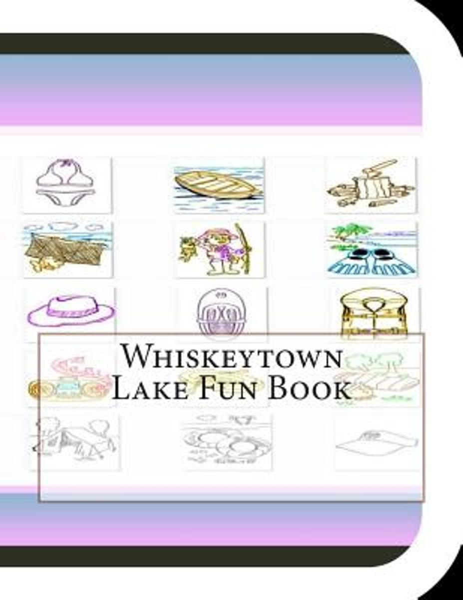 Whiskeytown Lake Fun Book