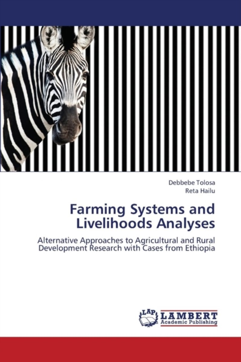 Farming Systems and Livelihoods Analyses