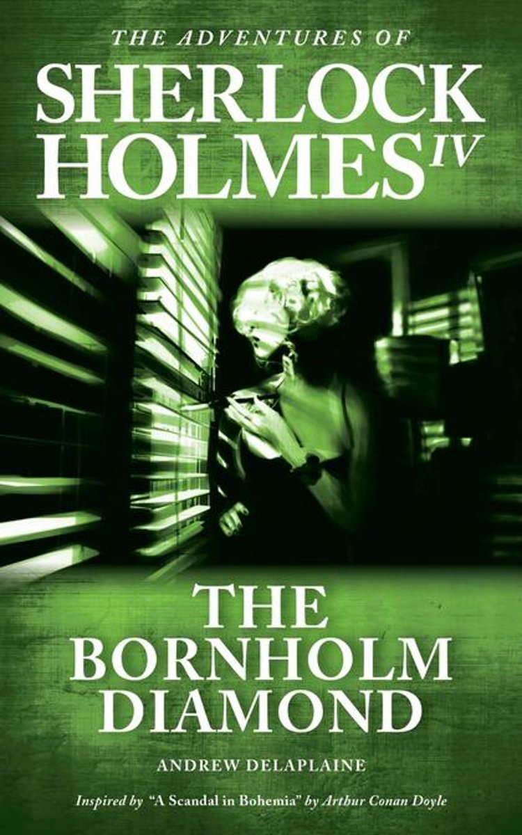 "The Bornholm Diamond - Inspired by ""A Scandal in Bohemia"" by Arthur Conan Doyle"