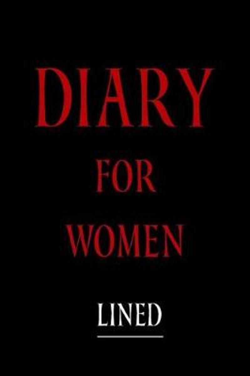 Diary for Women Lined
