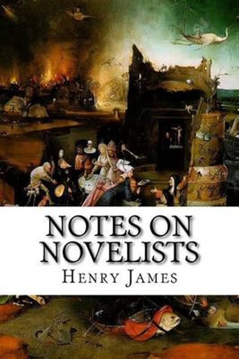 Notes on Novelists