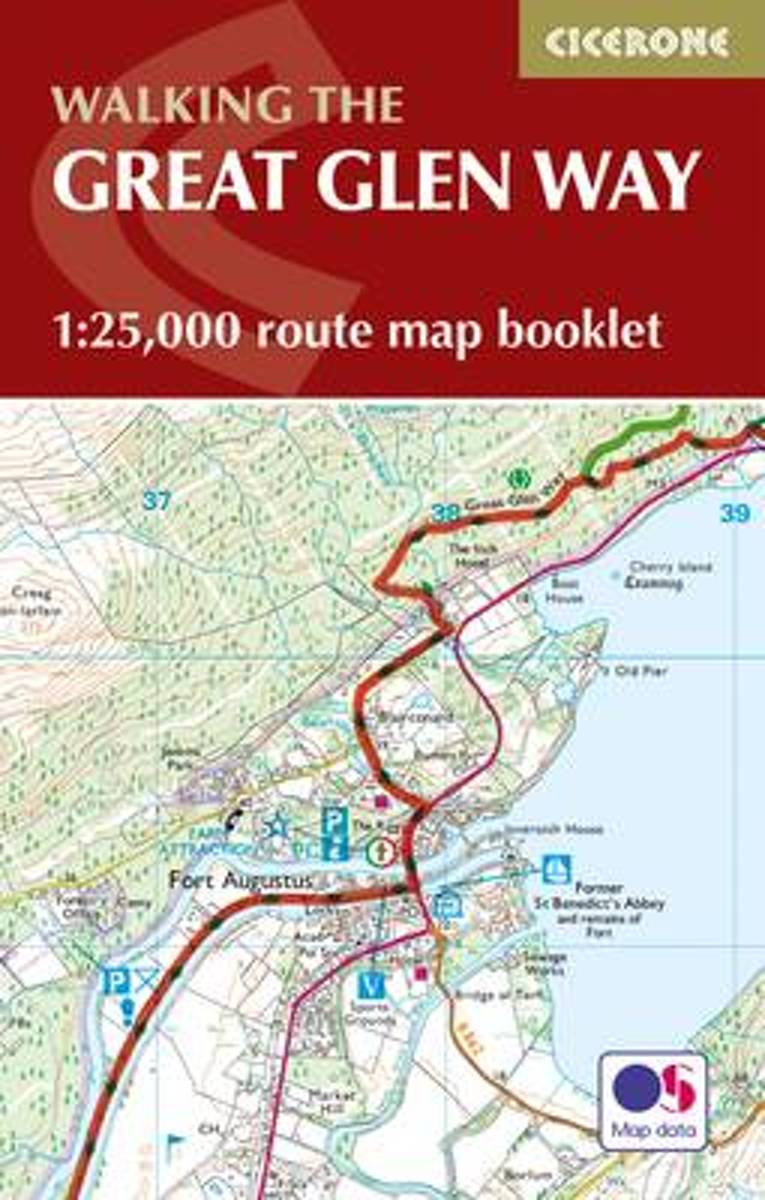 The Great Glen Way Map Booklet