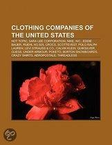 Clothing Companies Of The United States: Hot Topic, Warnaco Group, Nike, Inc., Eddie Bauer, Crocs, Polo Ralph Lauren, Scottevest